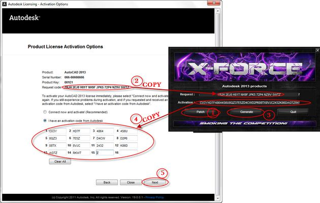 Xforce Keygen 32bits Or 64bits Version AutoCAD LT 2013 Crack
