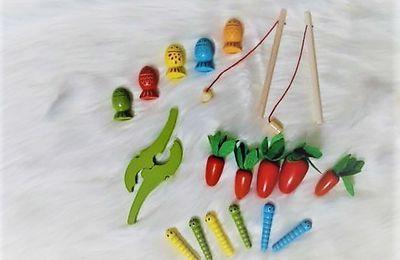 Jouet Montessori pour enfants