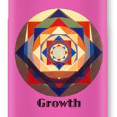 Growth Text IPhone Case for Sale by Michael Bellon