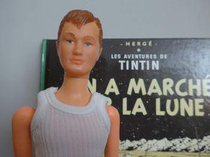 Poupée mannequin Gégé / poupée mannequin Bella : Jacky, Mily et Tressy veulent partir chez Barbie