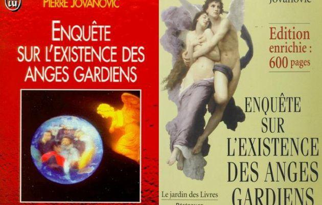Enquête sur l'existence des anges gardiens, de Pierre Jovanovic