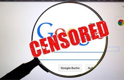 """Jean Lévy et son blog """" Ça n'empêche pas, Nicolas"""" censurés par Google"""
