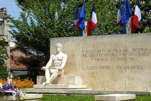 Béziers : Jean Moulin célébré par sa ville natale