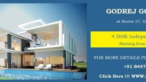 Godrej Golf Links - A Life Of Exclusivity - Sector 27, Greater Noida
