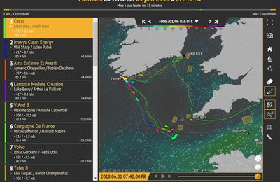 Normandy Channel Race - Deux courses en une !
