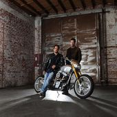 Milano come Hollywood: a EICMA arriva Keanu Reeves con ARCH Motorcycle Company