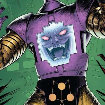 L'Univers de Marvel - ARNIM ZOLA (Méchant)