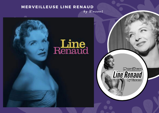 SHOPPING: Line Renaud Best of (CD) sortie le 20/11/2020