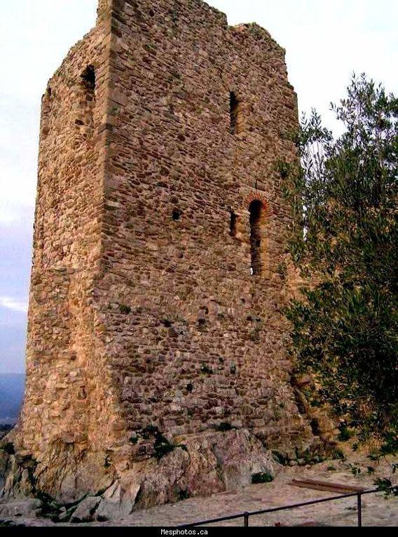 Diaporama château de Grimaud