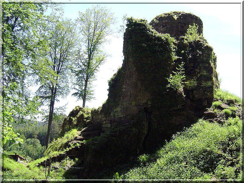 Diaporama château de Freudeneck