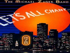 """Michael zager band, un producteur, compositeur, et professeur de musique américain avec son hit mondial en 1978 """"let's all chant"""""""