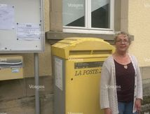 Braquage de la Poste à Harsault