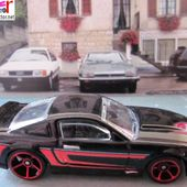 07 FORD MUSTANG HOT WHEELS 1/64 - MUSTANG 2007 - car-collector.net