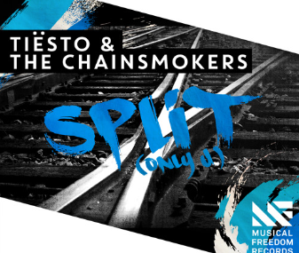 Tiësto & The Chainsmokers - Split (only U) | Official Vidéo