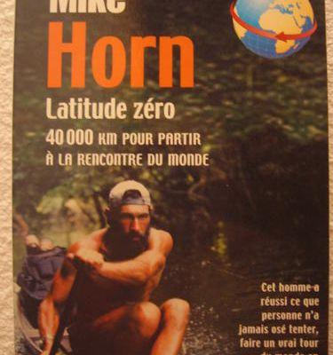 Soirée Mike Horn au Summum de Grenoble - 9 novembre 2007