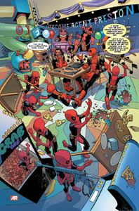 Mon Impression : Deadpool tome #2