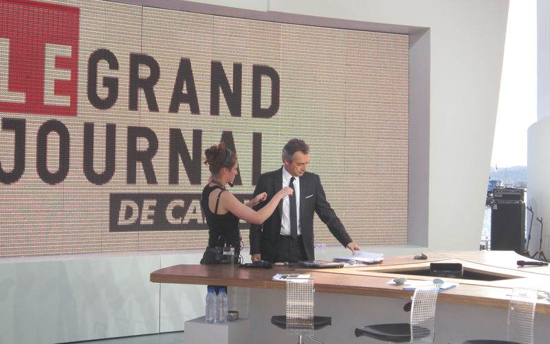 Michel Denisot ne présentera plus Le Grand Journal
