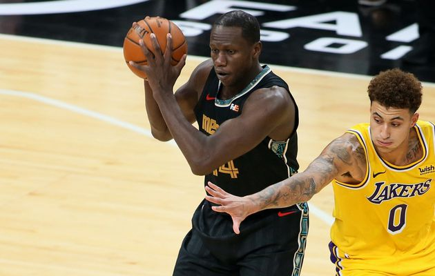 Les San Antonio Spurs coupent Marquese Chriss pour faire de la place à Gorgui Dieng