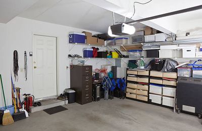 How To Build A Garage Storage System In Your Home