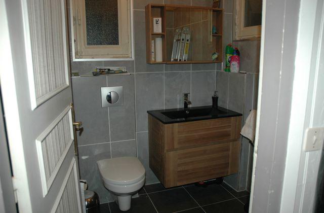 La salle d'eau : Pour conclure