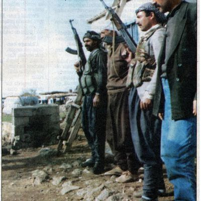 The War Against the Kurds - The Village Guards (1)