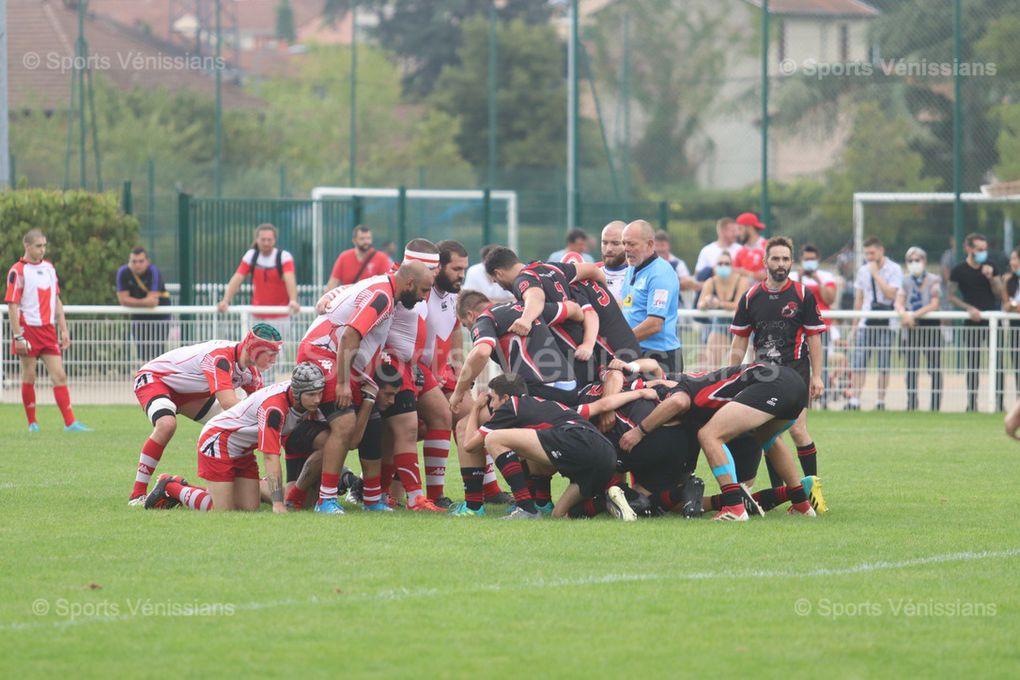 L'USV Rugby a seduit lors de sa première rencontre de la saison