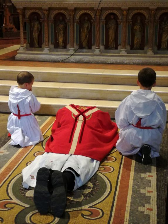 2 avril : Vendredi saint en paroisse