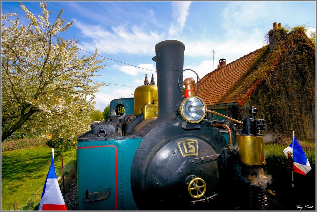 Pendant deux jours, la baie de Somme va vivre au rythme des trains à vapeur qui vont sillonner presque sans interruption le réseau des bains de mer. L'évènement ferroviaire phare de 2013 se déroulera bien en baie, avec l'édition de cette éto