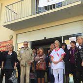 Grève inédite à l'EHPAD de Bourg de Péage - Ça n'empêche pas Nicolas