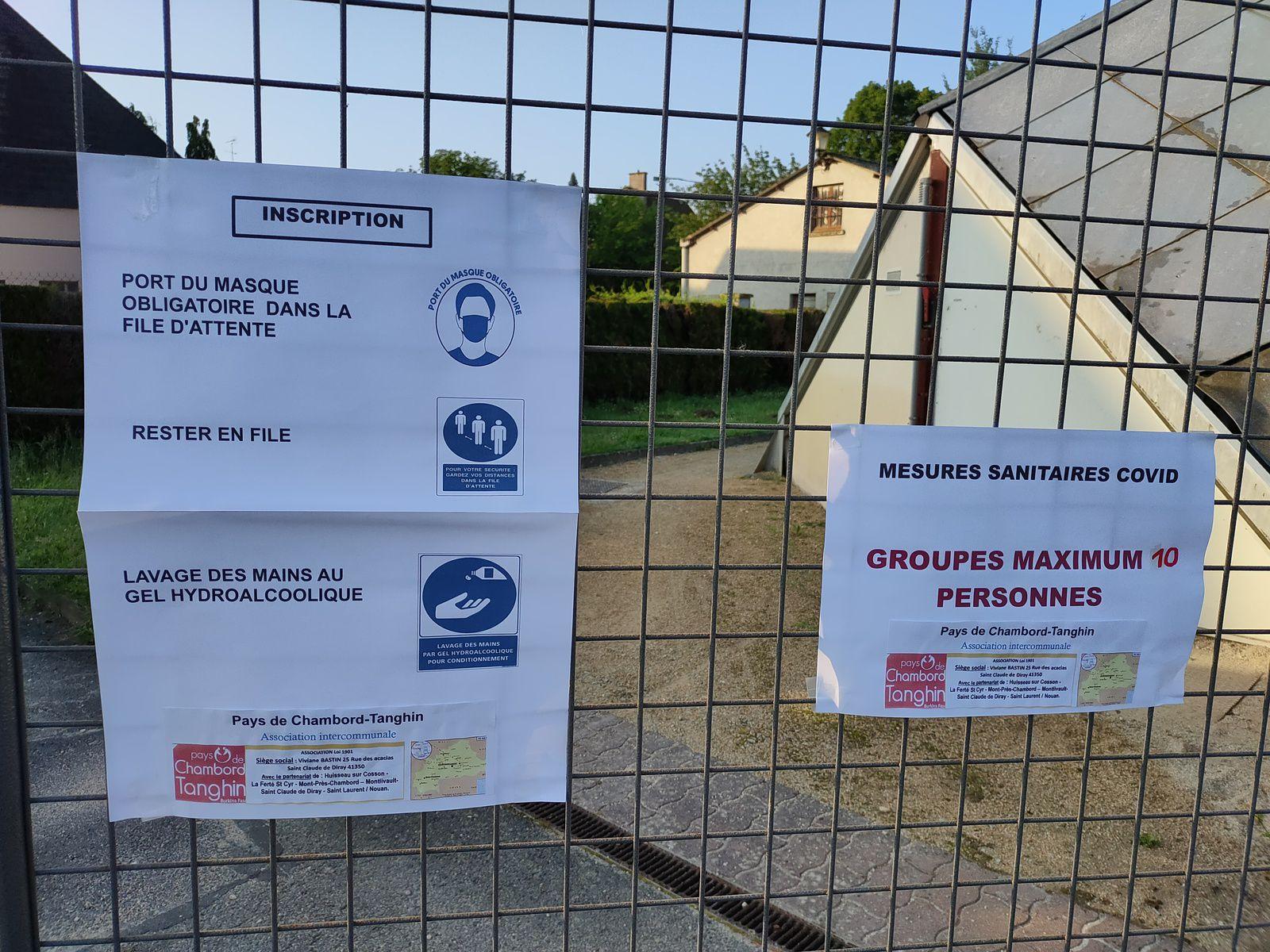 Randonnée pédestre du 06 Juin à La Ferté Saint Cyr