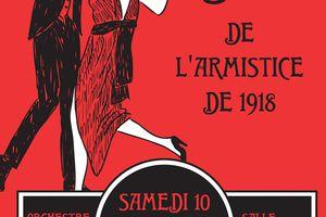 Vienne danse pour l'Armistice 14-18