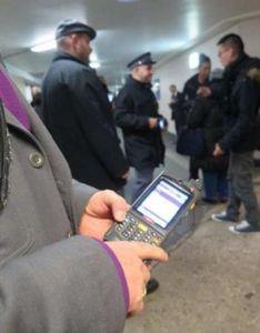 Spectaculaire opération anti-fraude dans la gare RER B à Aulnay-sous-Bois