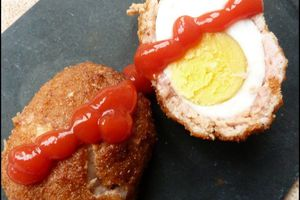 Scotch Eggs - Oeufs écossais