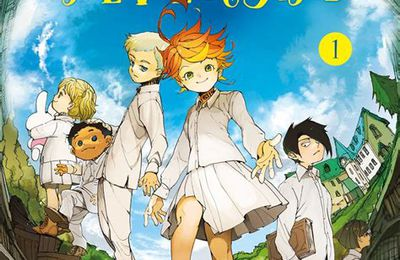 The promised Neverland - Tome 1 : Grace Field House