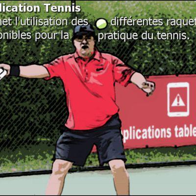Application Tennis