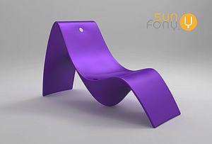 [ Design Objet Sonore ] Sunfony Sound Lounger ( Villepinte, sept 2014 )