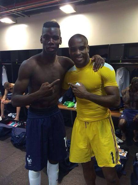 Gars du moment / Paul Pogba & Vincent Enyama
