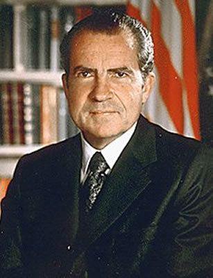 Richard Nixon. Enfance et adolescence de Claude Moisy