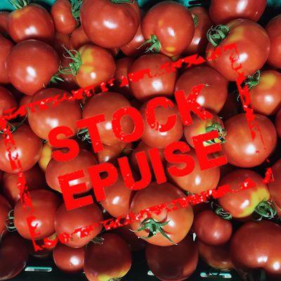 Tomates rondes rouges mûres - 10kg