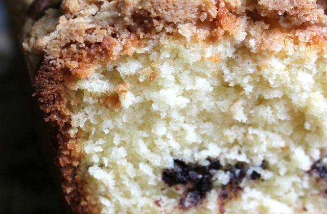 Coffee cake (sans coffee)