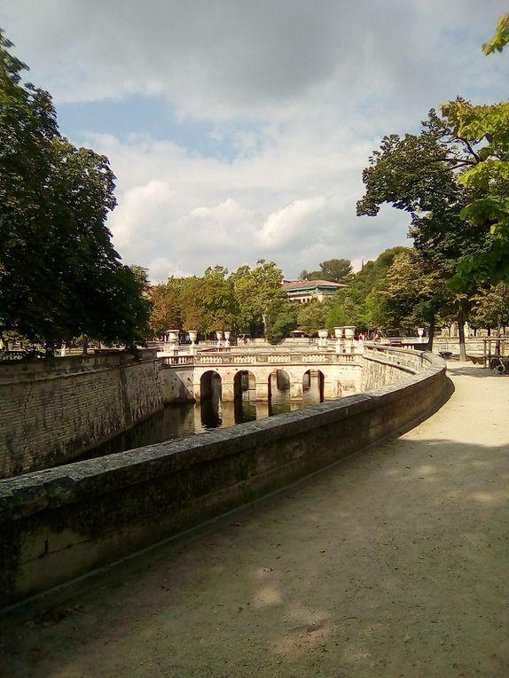N comme Nîmes Gard