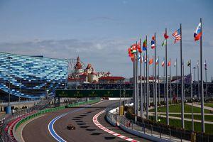 Sotchi sera en F1 jusqu'en 2025