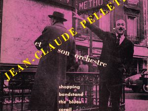 jean Claude pelletier, un musicien français façonné par le jazz avec son orchestre qui fit de nombreuses excursions musicales aux Etats-Unis ou en inde