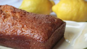 Irish Lemon Cake (cake au citron irlandais)