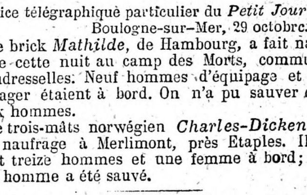 Le Charles Dickens