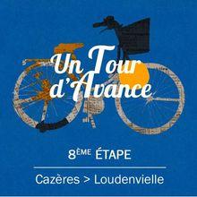 """Dossier : Un Tour d'avance VIDÉO - """"Un Tour d'avance"""" : Cazères-Loudenvielle, la 8e étape du Tour de France comme si vous y étiez . + Tweets by LeTour - (Aurore Jarnoux, France Bleu)"""