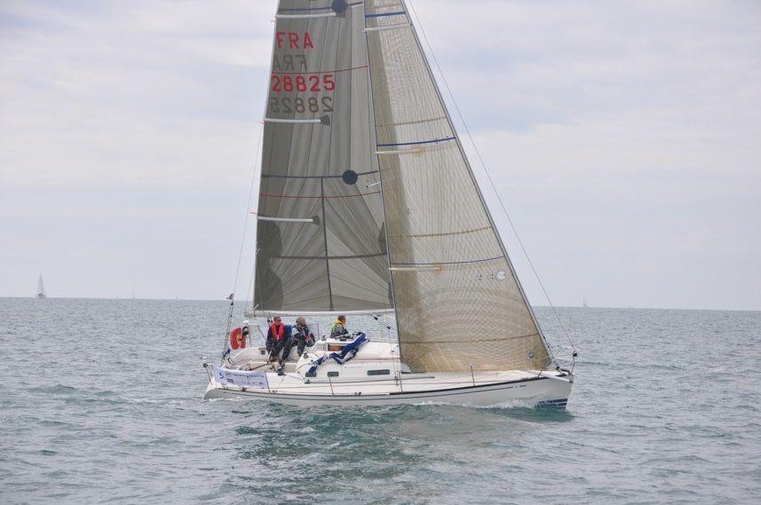 Course 2011 Le Crouesty-Gijon et retour, Juillet 2011