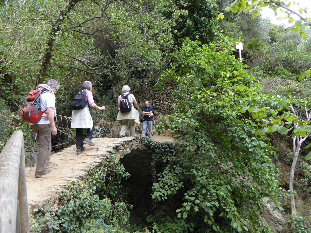 Randonnée de Monterosso à Vernazza - Cinque Terre. Automne 2015.
