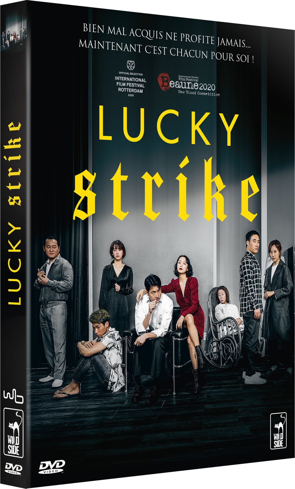 Lucky Strike en vidéo depuis le 2 décembre 2020