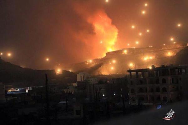 Yemen: 45 morts au moins dans un camp de réfugiés. Violente attaque sur la capitale Sanaa